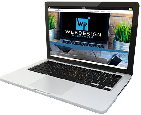 WordPress Webdesign in Rosenheim